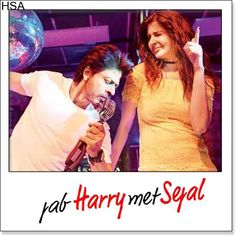 http://hindisingalong.com/beech-beech-mein-jab-harry-met-sejal.html   Name of Song - Beech Beech Mein Album/Movie Name - Jab Harry Met Sejal Name Of Singer(s) - Arijit Singh, Shalmali Kholgade, Shefali Alvares Released in Year - 2017 Music Director of Movie - Pritam...