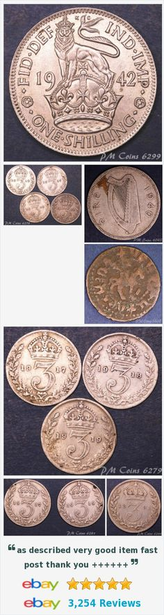 Ireland - Coins and Banknotes, UK Coins - Half Crowns items in PM Coin Shop store on eBay! http://stores.ebay.co.uk/PM-Coin-Shop