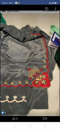 Embroidery Suits Punjabi, Embroidery Suits Design, Embroidery Fashion, Cutwork Embroidery, Embroidery Designs, Embroidery Stitches, Machine Embroidery, Punjabi Suit Boutique, Punjabi Suits Designer Boutique