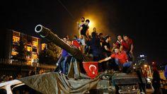 """#Recep Tayyip Erdogan ist """"an einem sicheren Ort"""" - N24: N24 Recep Tayyip Erdogan ist """"an einem sicheren Ort"""" N24 Klicken Sie hier, um den…"""