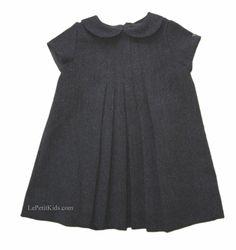 Petit Patapon Grey Dress