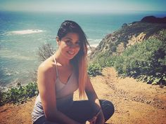 Taking a rest somewhere just outside of Big Sur #californialove #bigsur #westcoasthikes #stonesandsea #montereylocals - posted by tashavaldezlord https://www.instagram.com/tashavaldezlord. See more of Big Sur at http://bigsurlocals.com