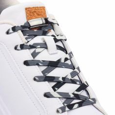 No Tie Elastic Shoelaces With Magnetic Shoe Laces Lock 14