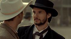 Ben Barnes as Logan in Westworld