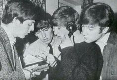 How many Beatles does it take to make a phone call?