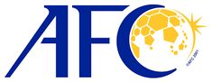 Asian Football Confederation logo – AFC logo – well inscribed the football symbol - the ball. The logo is recognizable among fans. Meant To Be, Symbols, Peace, Logos, History, Fifa, Historia, Logo, Sobriety