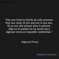 Read 15 from the story Marinette hija de Jeff The Killer? Freud Frases, Freud Quotes, Sad Quotes, Love Quotes, Inspirational Quotes, Faith Quotes, Motivational, Quotes En Espanol, Sigmund Freud