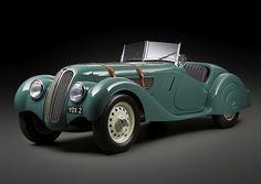 1937 BMW 328 roadster 19