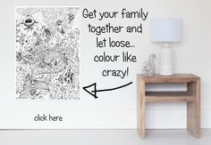 Colour Therapy Ideas for the family during the holidays! Fun Art, Cool Art, Colour Therapy, Destress, Crafty Kids, Weird And Wonderful, Therapy Ideas, Gifts For Girls, Creative Gifts