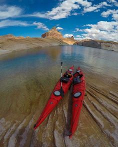 Kayaking and camping on Lake Powell blew my mind andhellip https://www.uksportsoutdoors.com/product/bluewave-pirate-kids-150n-automatic-lifejacket-with-harness/
