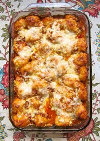 Plain Chicken: Bubble Up Lasagna