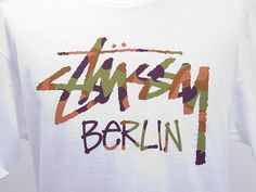 Stussy...reminds me of 7th grade.