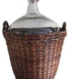 vintage jars and jugs