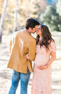 Stylish Malibu Maternity Session - Inspired by This