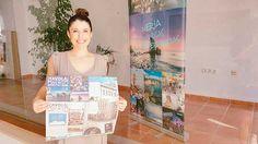 Desde la concejalía de Turismo del Ayuntamiento de Nerja, PatriciaGutiérrez, informa de los datos resultantes de la II edición de mantelerías con realidad aumentada, dentro del marco de la campaña turística de 2017 'Nerja 365 días, 365 experiencias' cuyo fin es promocionar el municipio nerjeño.   #nerja #noticias #promocion turistica