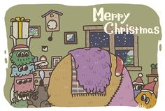 Merry Christmas 2015(クリスマスカード)