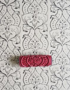 Patterned Paint Roller No.7