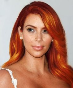 Your favorite celebs as redheads, according to this awesome Tumblr