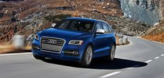 Mom wants an Audi Q5 SUV, Dad wants an Audi S4 Sports Sedan. Now they can have both: Audi SQ5.. Can't wait! Photo from Quattroworld