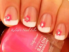 French Pink Wednesday..looks easy enough to do..