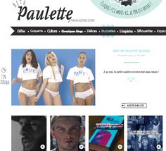 Nouveau clip de Yodelice en coup de coeur vidéo du jour sur Paulette !