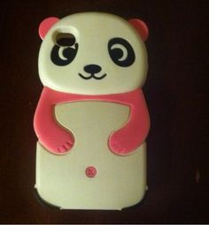 Free: iPhone 4 , 4s Panda case - Cases - Listia.com Auctions for Free Stuff