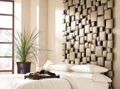 Cabeceros de cama originales - Ideas para decorar dormitorios Consejos del descanso y colchones