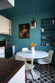 Aménagement cuisine ouverte sur salle à manger : 8 idées déco - Côté Maison