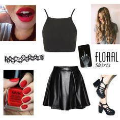Ayo - Chris Brown ft Tyga by missnashty on Polyvore featuring beauté, NYX, Topshop and ROC Boots