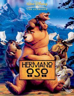 Filmografía de Nee: Hermano oso