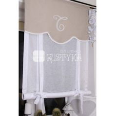 Home Sweet Home Rolety Woal Shabby Chic Sweet Home, Shabby Chic, Valance Curtains, House, Home Decor, Blinds, Decorations, Summer Time, Curtains