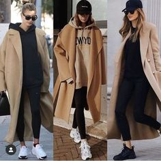 Fashion Models, Fashion Beauty, Womens Fashion, Casual Winter Outfits, Fall Outfits, Fall Chic, French Chic, Sporty Style, Up Styles