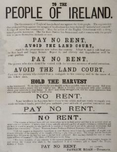 posters 18th century ireland - Google Search