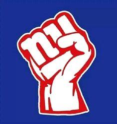 El famoso equipo de futbol americano The New York Giants