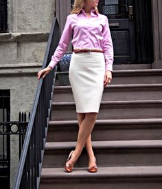 the classy cubicle fashion blog for young professional women females woman girls 20s 30s 40s appropriate work wear office attire outfits professional corporate suit dos and donts crimes top ten day to night transition