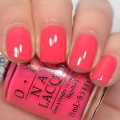 """opi """"Spoken From The Heart"""" from the Hello Kitty collection."""