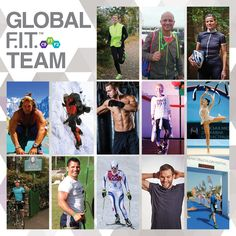 We're thrilled to announce the Forever Global F.I.T. Team!