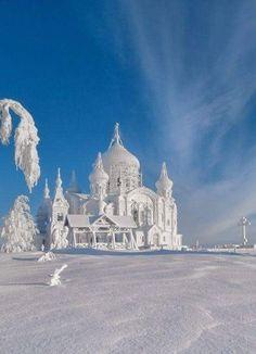 Russia winter time