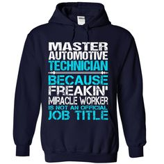 Master Automotive Technician