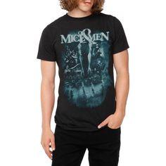 Of Mice & Men Live T-Shirt   Hot Topic ($9.98)