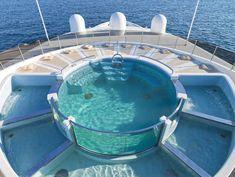 Natita Yacht - Les 10 plus belles piscines de yachts !