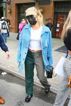 Hotel A New York, Miley Cyrus Style, Daily News, Glamour, Celebrities, Beauty, Fashion, Moda, Celebs