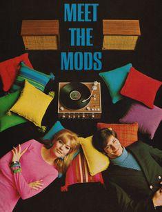 Meet the Mods, High Fidelity magazine, January 1967 Rock Lee, Beatles, Jazz, Indie, Music Machine, Swinging London, Record Players, Old Music, Vinyl Music