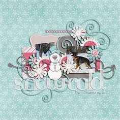 Winter Wishes by Studio Suzy Q Scraps: http://shop.scrapbookgraphics.com/Winter-Wishes-Collection-Digital-Scrapbook-Bundle.html | Cuppa Joe template by Little Green Frog Designs | Font is DJB June Script