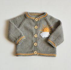 Knitted baby girl cardigan merino jacket wool sweater grey baby girl jacket with. : Knitted baby girl cardigan merino jacket wool sweater grey baby girl jacket with… – Baby Blue Sweater, Baby Girl Cardigans, Baby Girl Jackets, Knit Baby Sweaters, Girls Sweaters, Wool Sweaters, Grey Sweater, Baby Knitting Patterns, Knitting Baby Girl