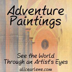 UK Adventure in the Making - Alice Arlene
