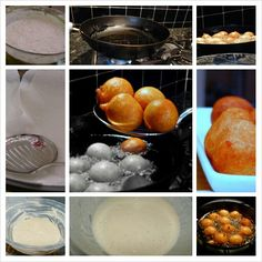 Botokoin   Gbofloto   Puf Puf   Found on the African West Coast all the way from Senegal down to Nigeria
