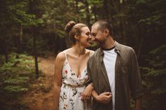 Romantic Woodsy Engagement Session, Northern Wisconsin, Bayfield, Ethereal, Destination Elopement, Adventure Wedding Planing, Simply Gypsy Events, Narrowleaf Photography, Saffron and Grey Couture Floral Design