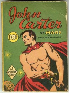 Little Big Books and their cousins were popular reprints of ERB stories.