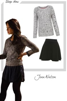 Elementary TV Series - Get Joan Watson's Look Casual Fall Outfits, Office Outfits, Modest Fashion, Fashion Outfits, Fasion, Professional Wardrobe, Classy Chic, Office Fashion, Work Attire